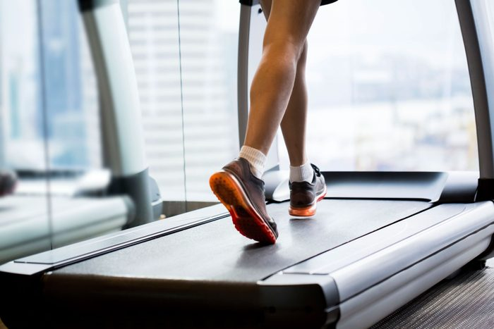 warming up | treadmill mistakes
