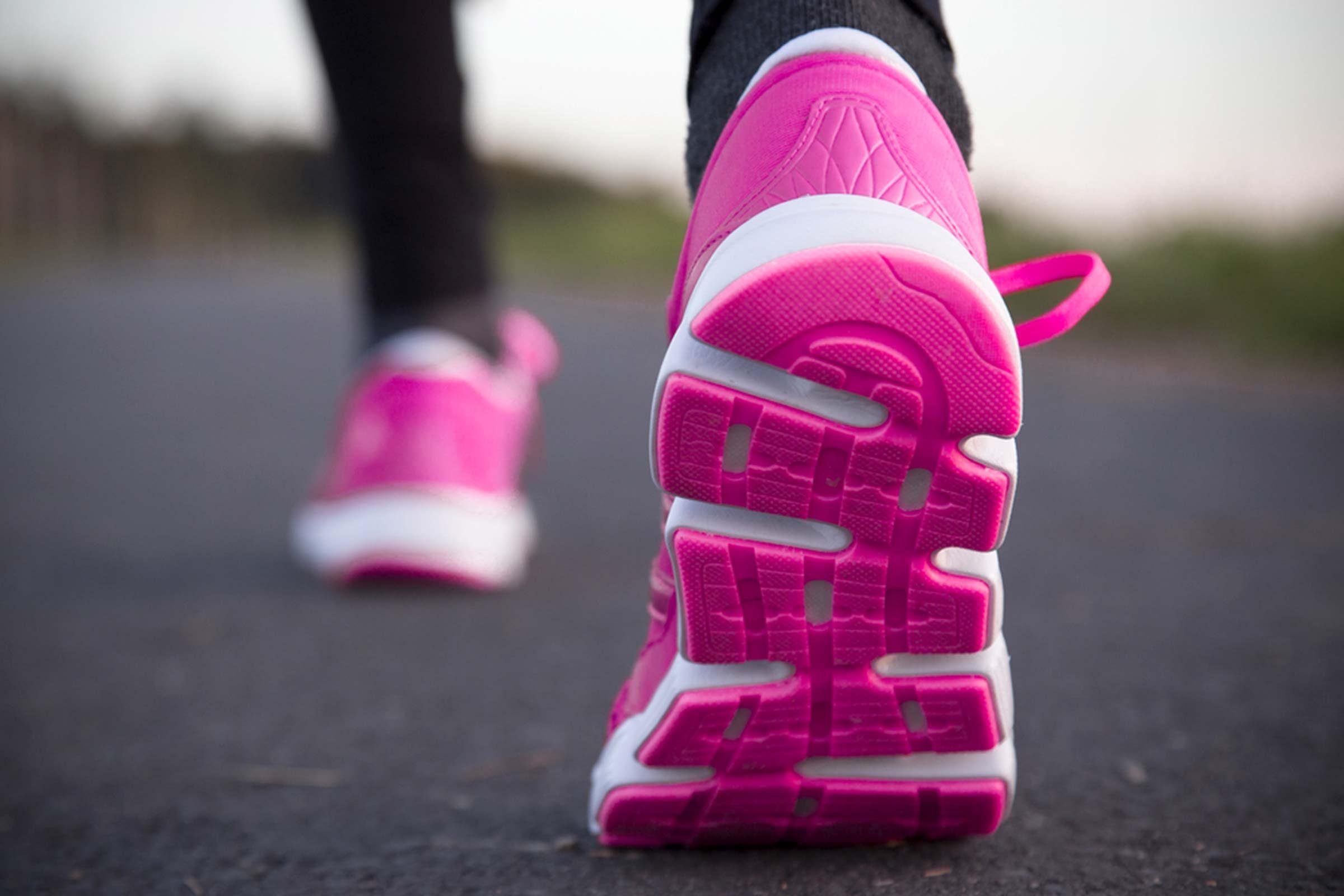 maintain a healthy weight | run