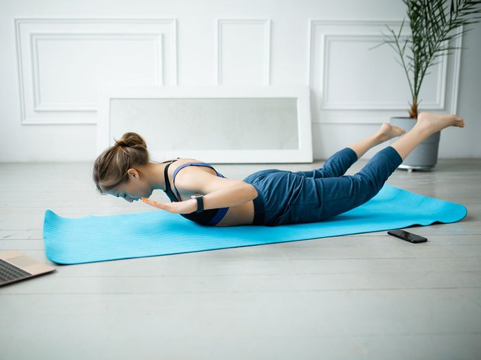 mobility moves for back