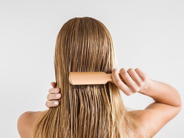 reasons to not wash hair