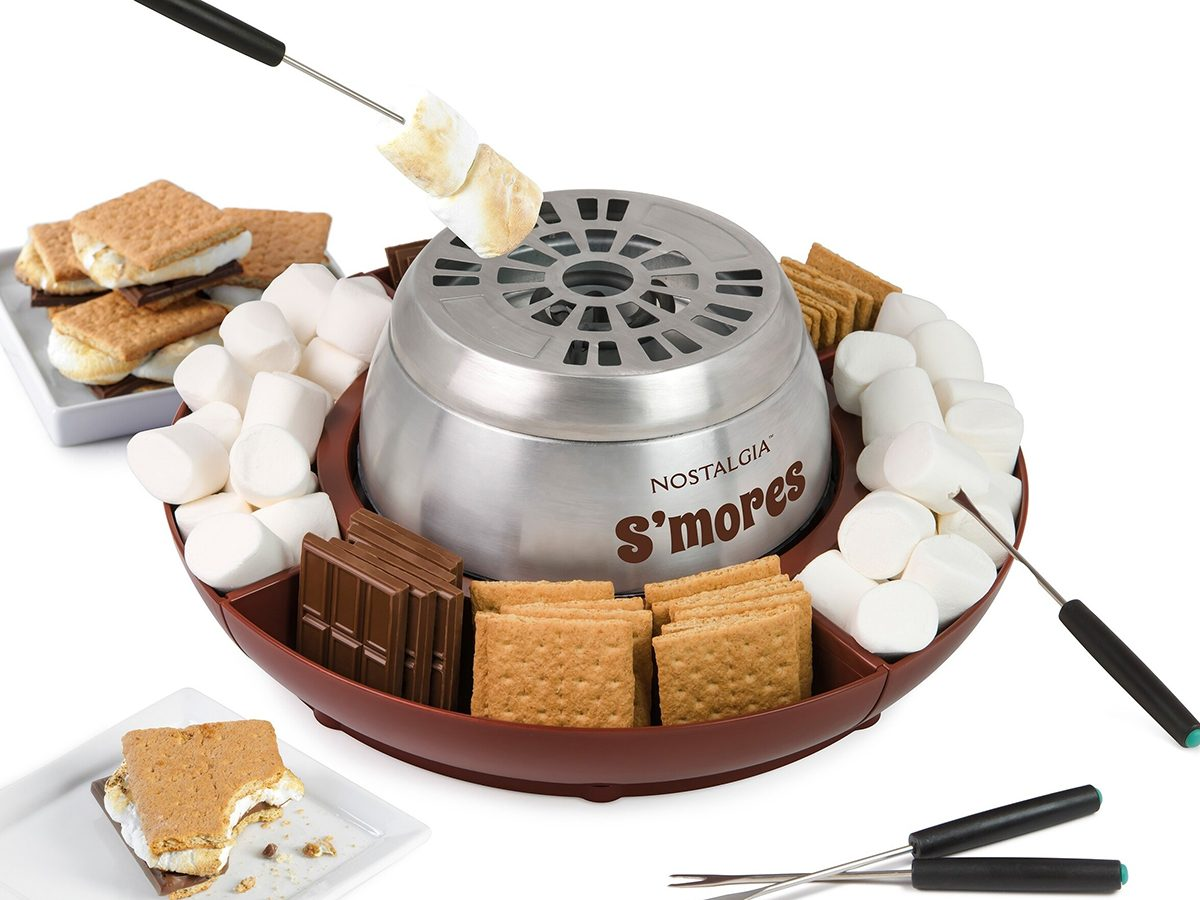 outdoor games and activities | smores