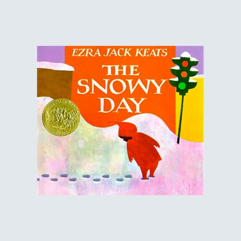 The Snowy Day | kid books about race