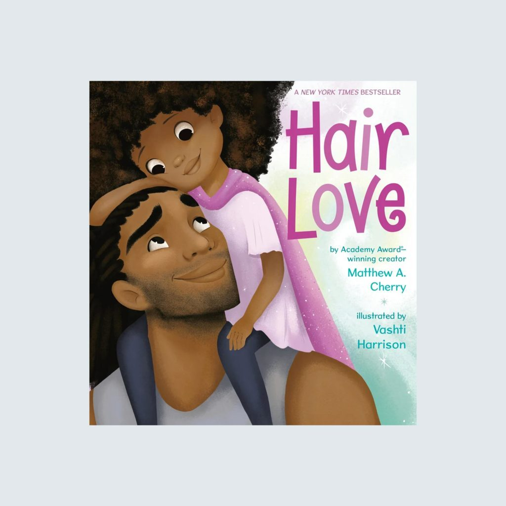 Hair Love | kid books about race