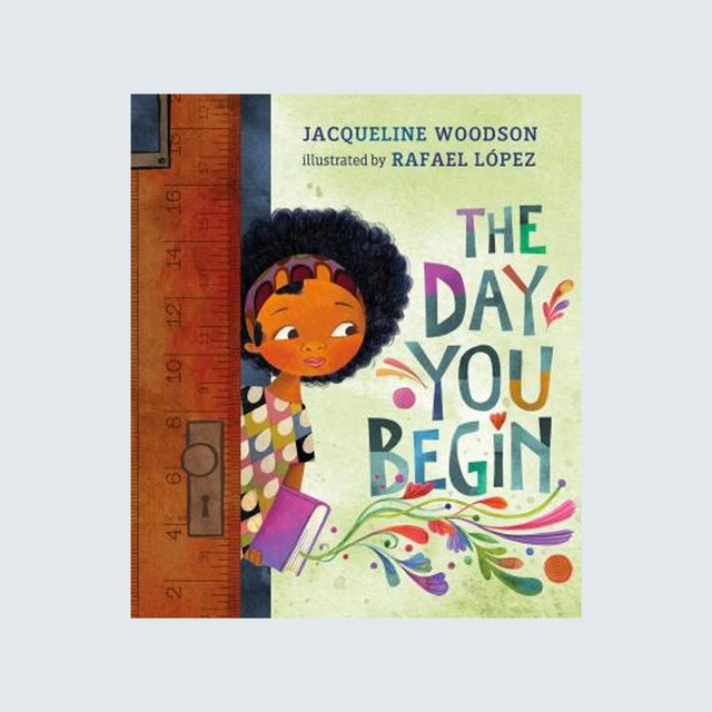 The Day You Begin | kid books about race