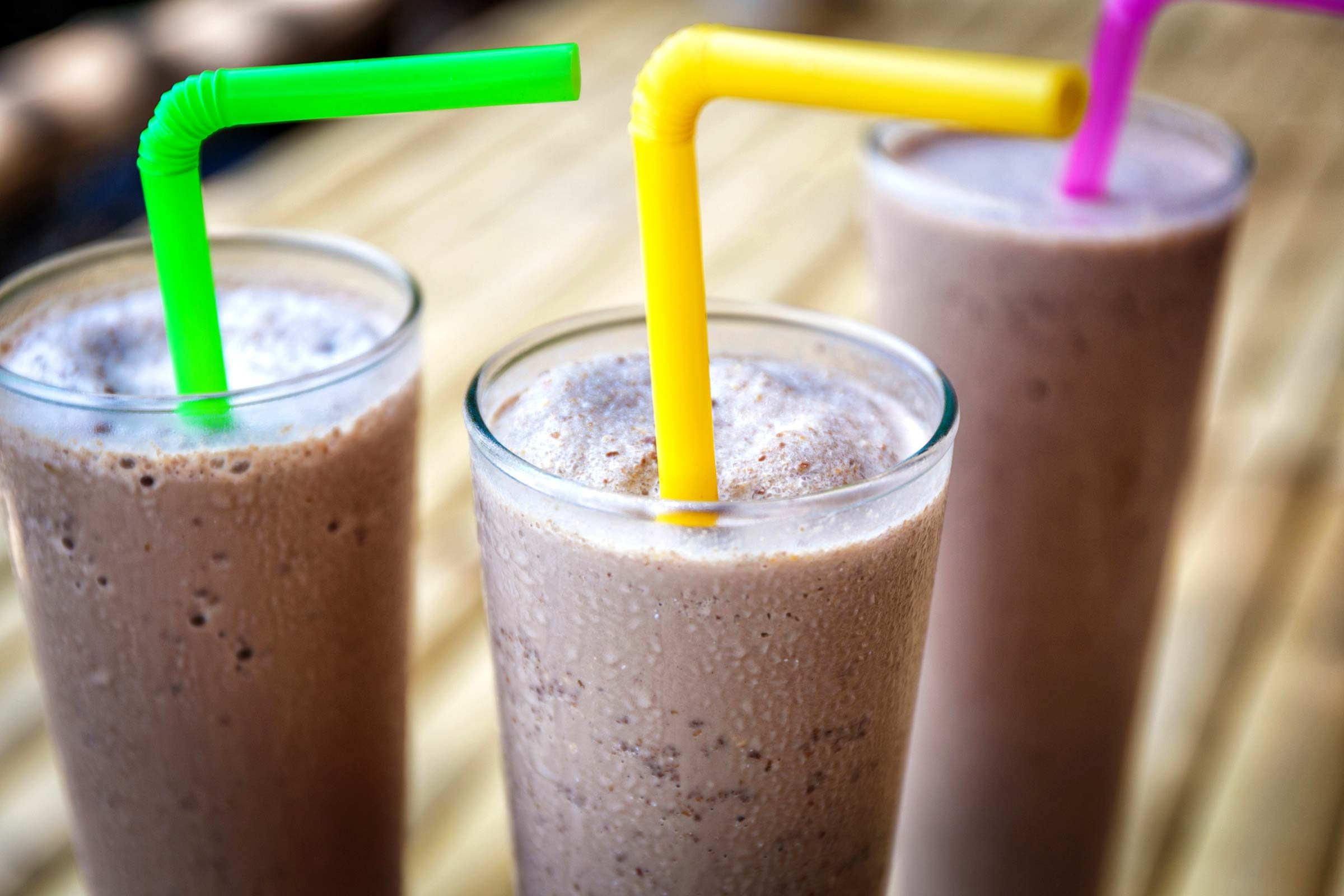 refuel after exercise | protein-shake