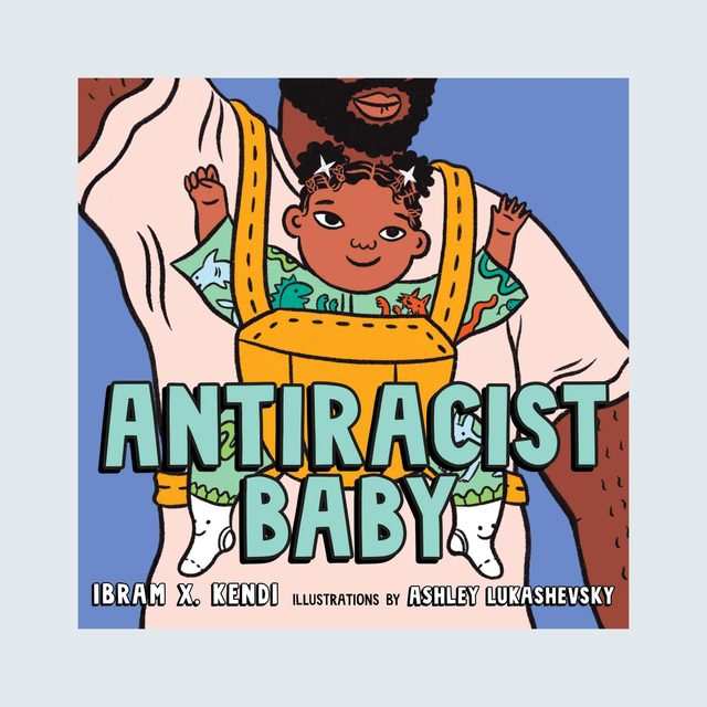 Antiracist Baby | kid books about race
