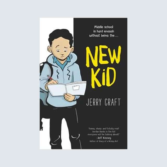 New Kid | kid books about race