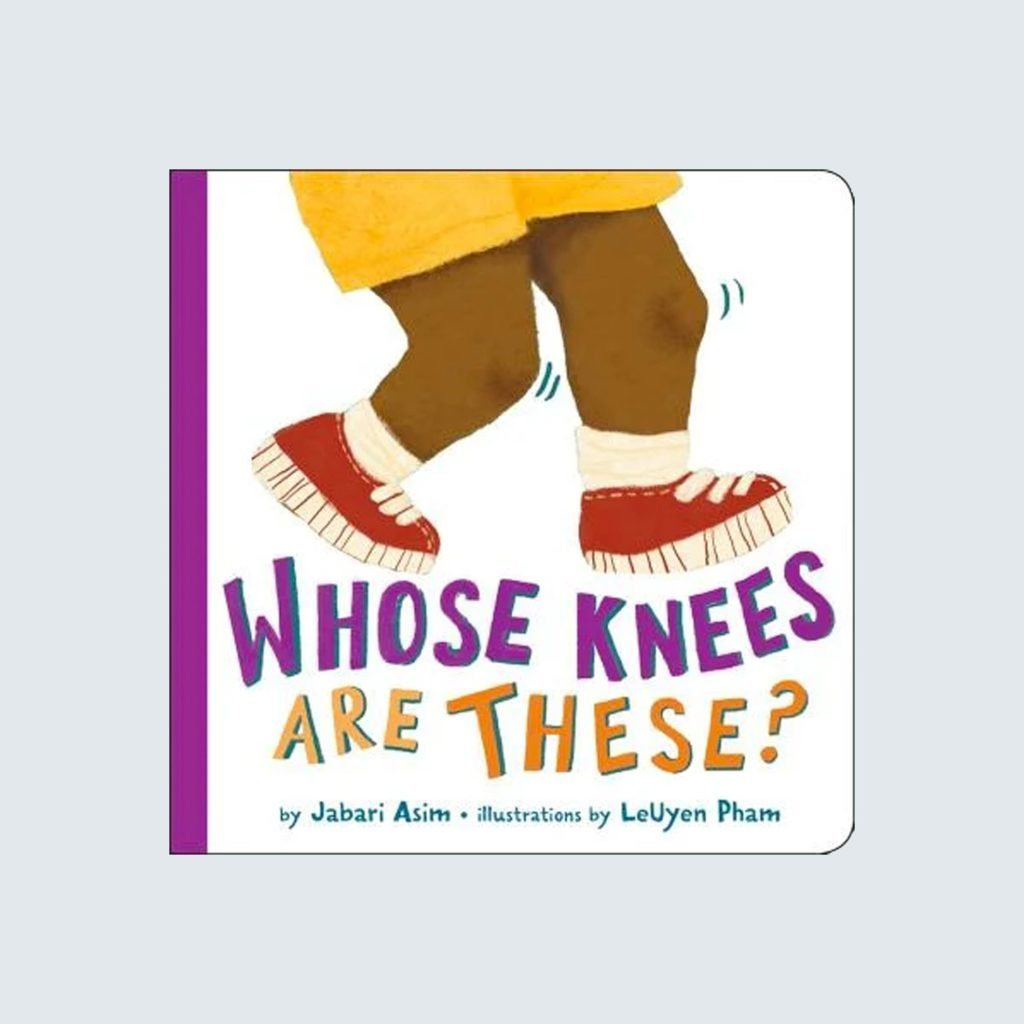 Whose Knees Are These? | kid books about race