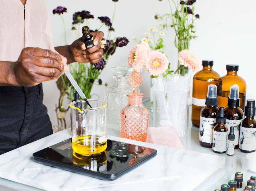 black female owned wellness businesses