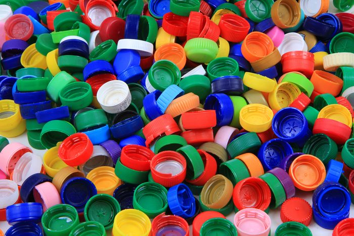 things that wreck your teeth   plastic bottle caps
