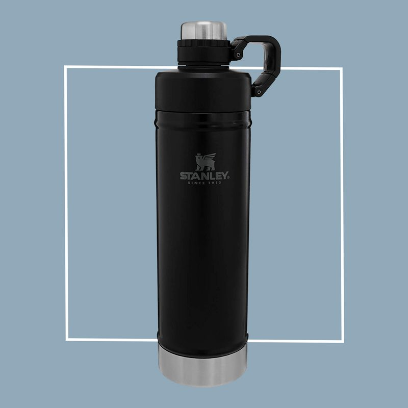stanley stainless steel water bottle