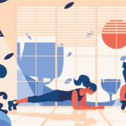 3 Activities to Keep You Fit While Working From Home