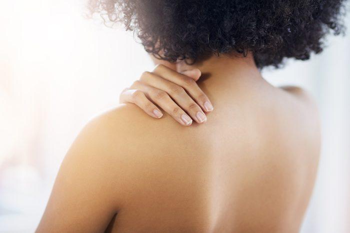 skin cancers | woman