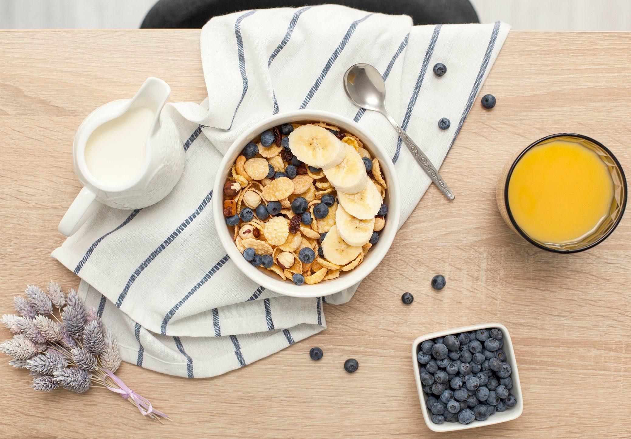 doctors eat for breakfast | breakfast cereal
