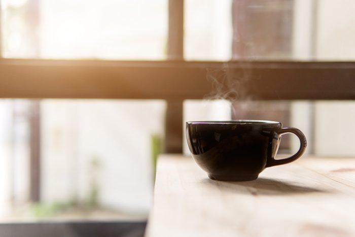 doctors eat for breakfast   hot tea in the morning