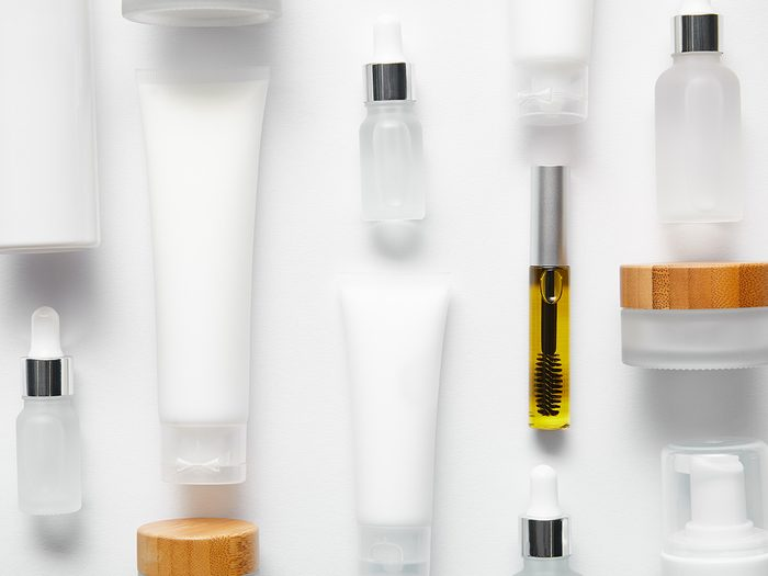 don't mix these beauty products