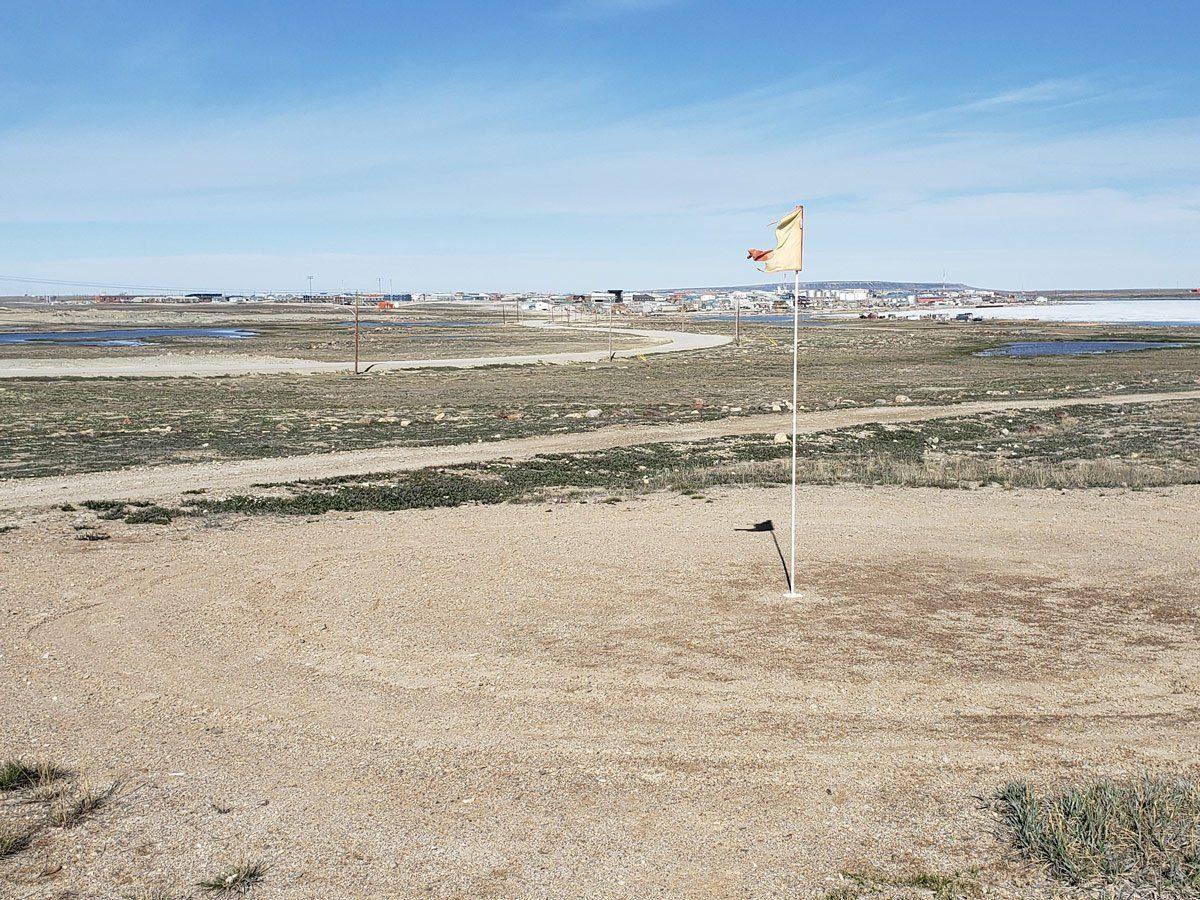 Many Pebbles Municipal Golf Course