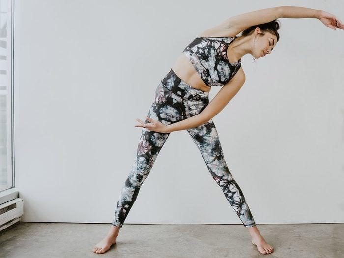 Canadian yoga wear   daub + design