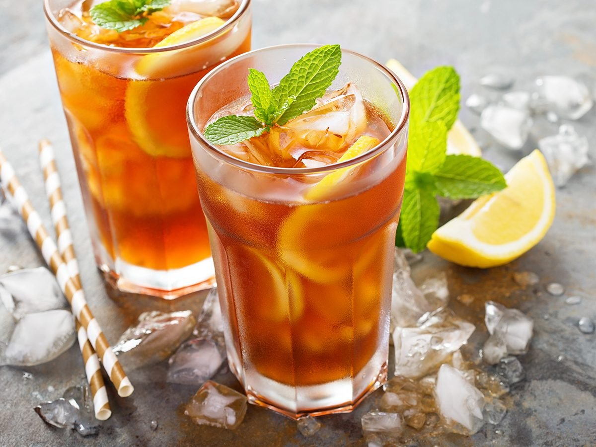 Recipe Healthy Lemon Iced Tea Best Health Canada Magazine