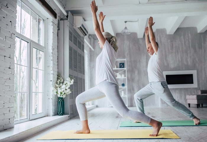 fitness after 50 | yoga