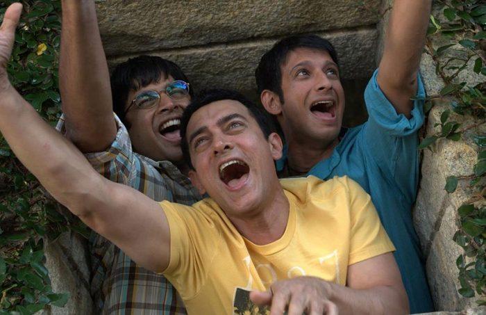 Best comedy movies on Netflix - 3 Idiots