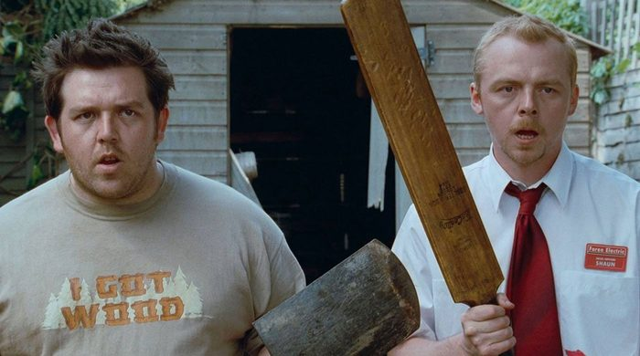 Best comedy movies on Netflix - Shaun of the Dead
