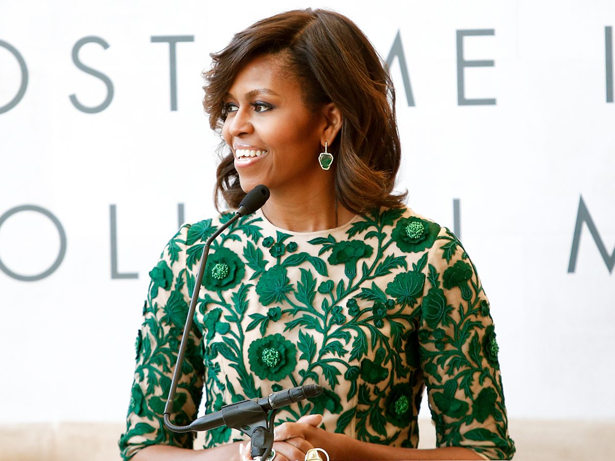 Michelle Obama Talks About Having
