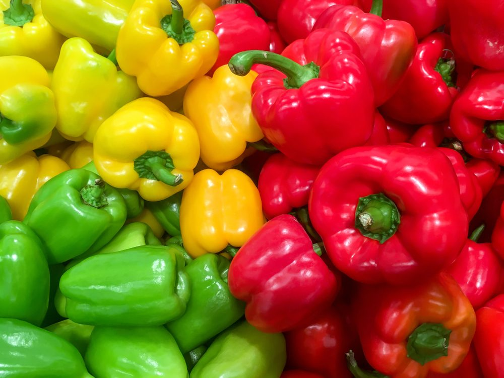 low-carb diet mistakes | peppers