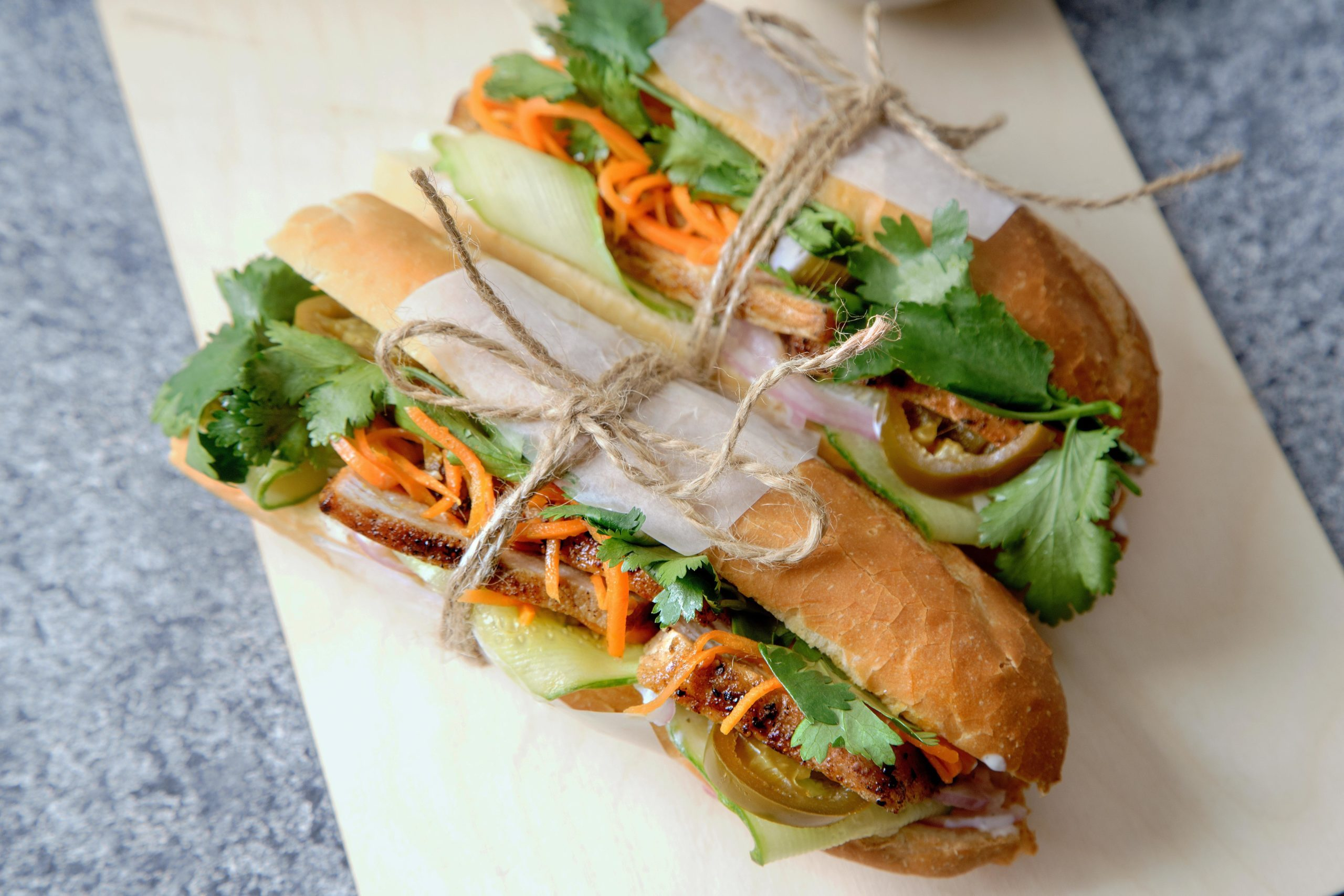 prepared meals nutritionists avoid   sandwich