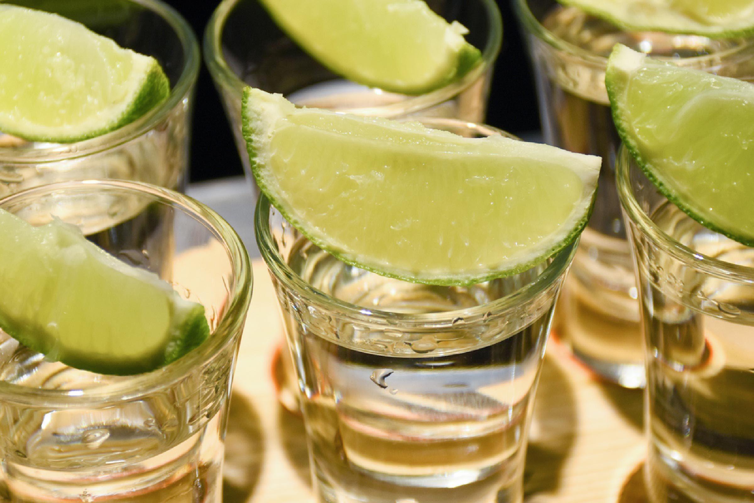 low-carb diet mistakes | Tequila and lime slice