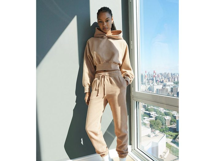 fall loungewear   Aritzia