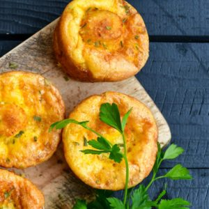 Breakfast Boost: Muffin-Sized Sweet Potato Frittatas