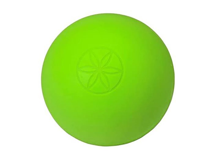 at-home massage tool | gaiam ball