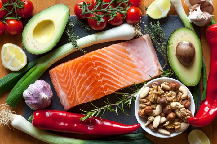 mediterranean diet   foods Items High in Healthy Omega-3 Fats.