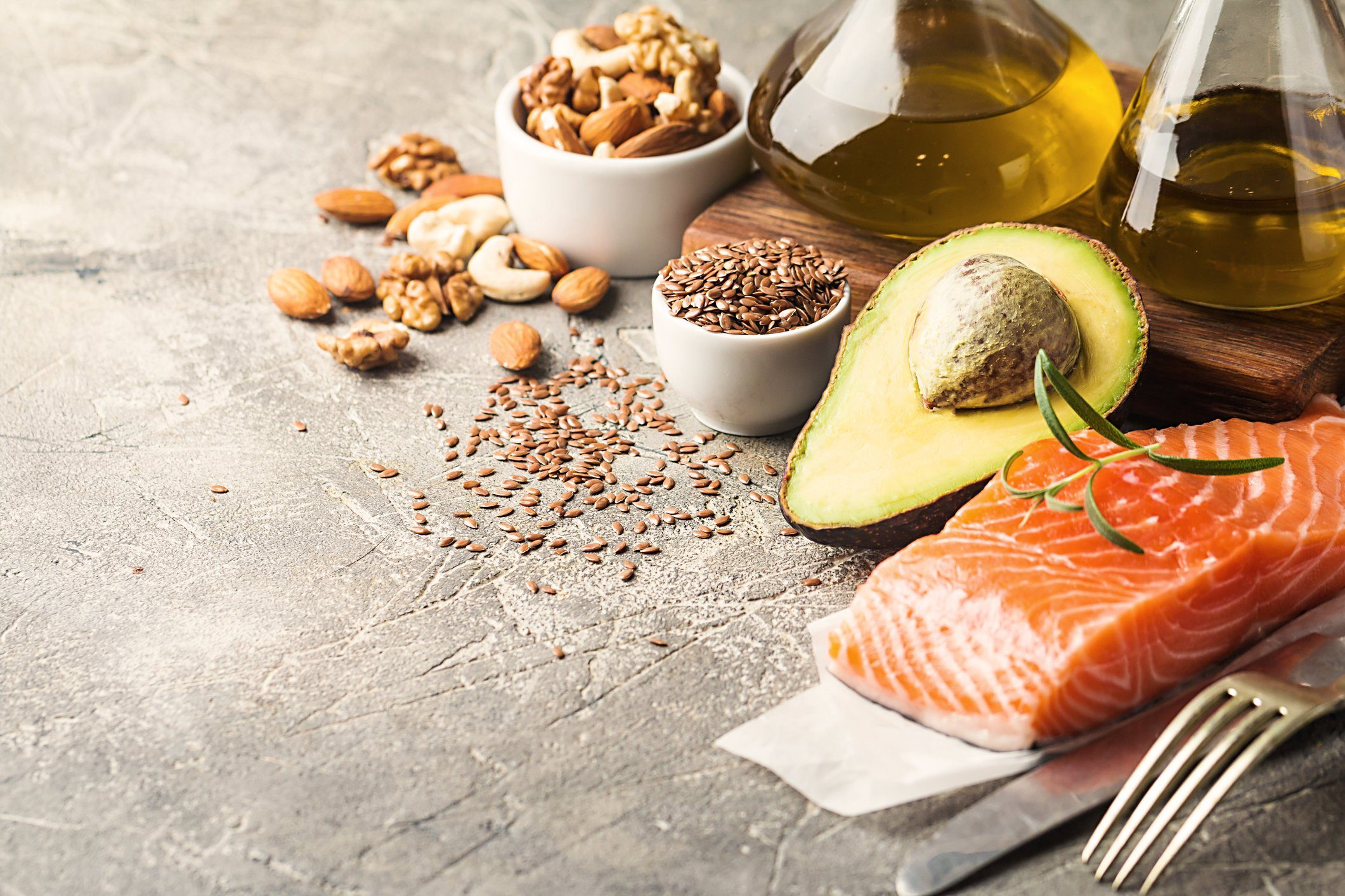 mediterranean diet | Healthy fats in nutrition