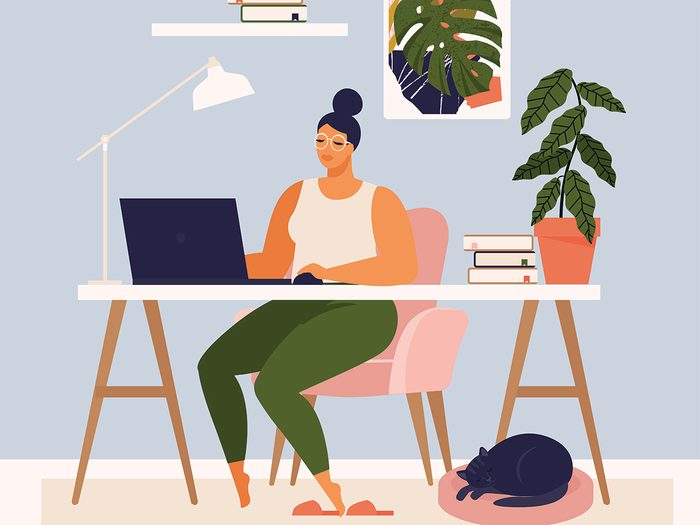 home office refresh | pandemic life refresh