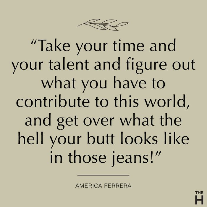 america ferrera | body-positive quotes