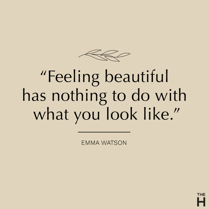 emma watson | body-positive quotes