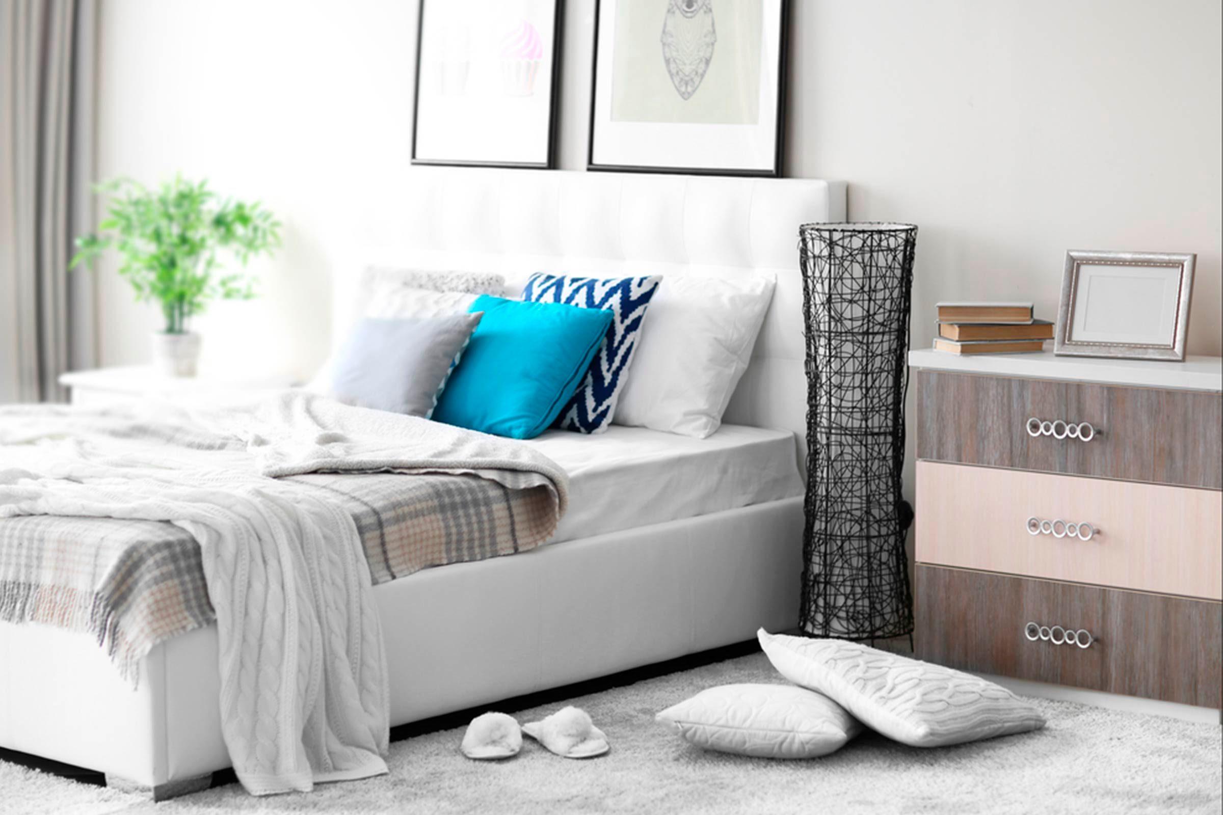 fall allergies | bedroom