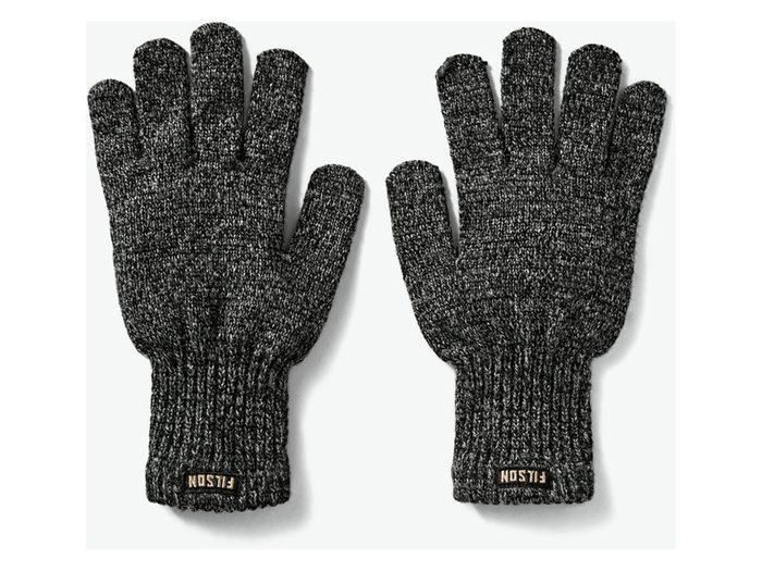 Filson gloves | wellness gifts | best health gift guide