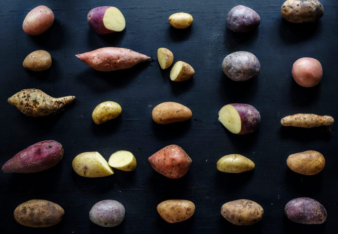 are potatoes healthy | image of potato varieties | potato health benefits