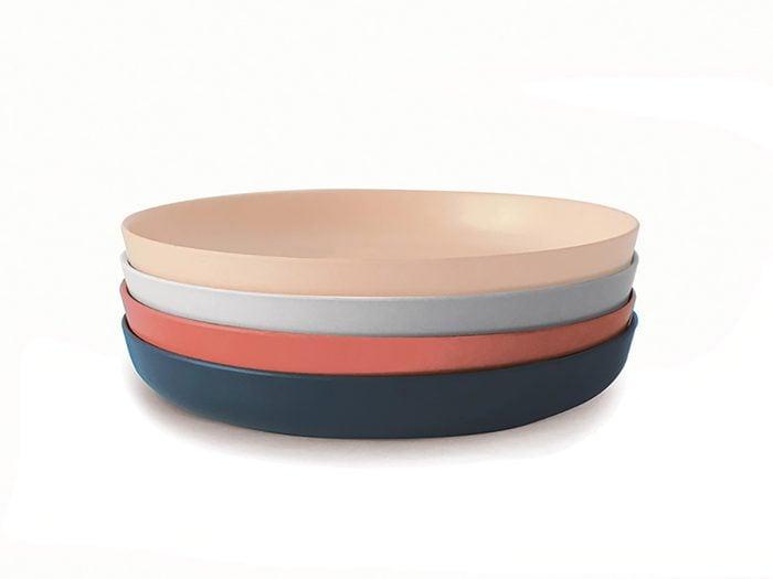 Goodee Scandi kids plates | wellness gifts | best health gift guide