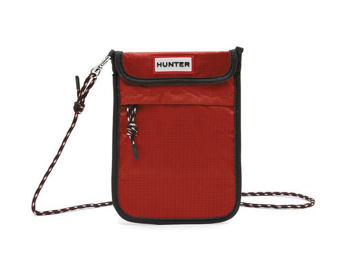 Hunter phone carrier | wellness gifts | best health gift guide