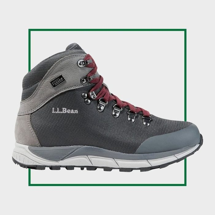 L.L. Bean Women's Alpine Hiking Waterproof Boots, Insulated