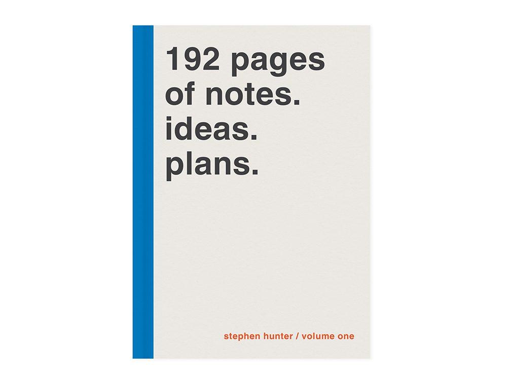 Papier notebook | wellness gifts | best health gift guide