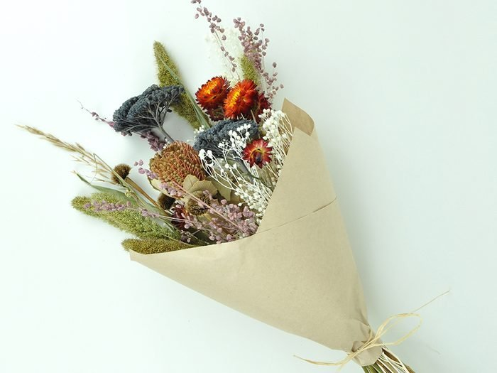 Pictus dried flowers | wellness gifts | best health gift guide