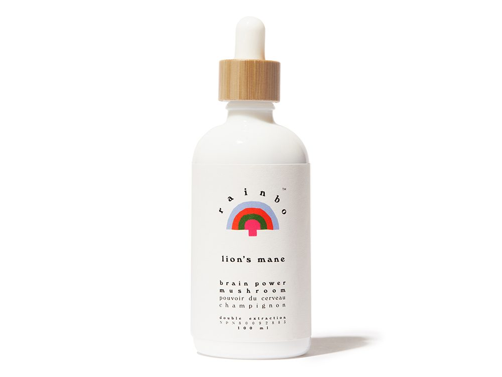 Rainbo mushrooms tincture | wellness gifts | best health gift guide