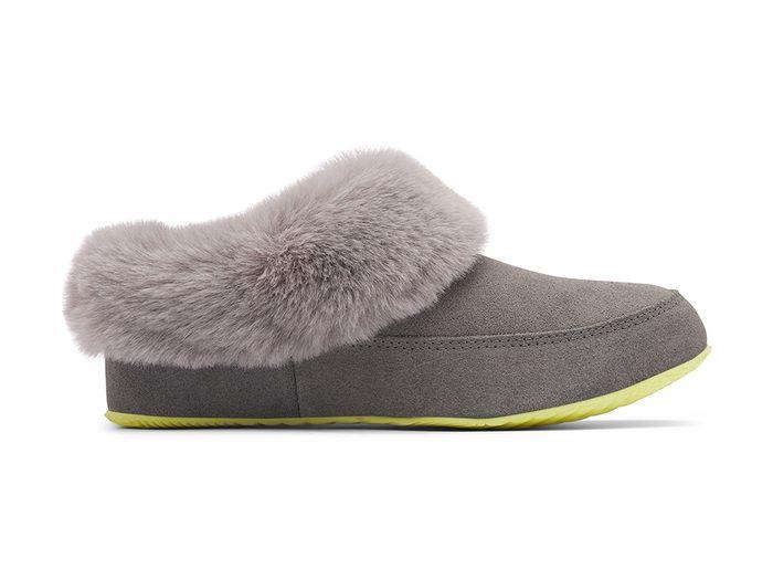 Sorel slipper | wellness gifts | best health gift guide
