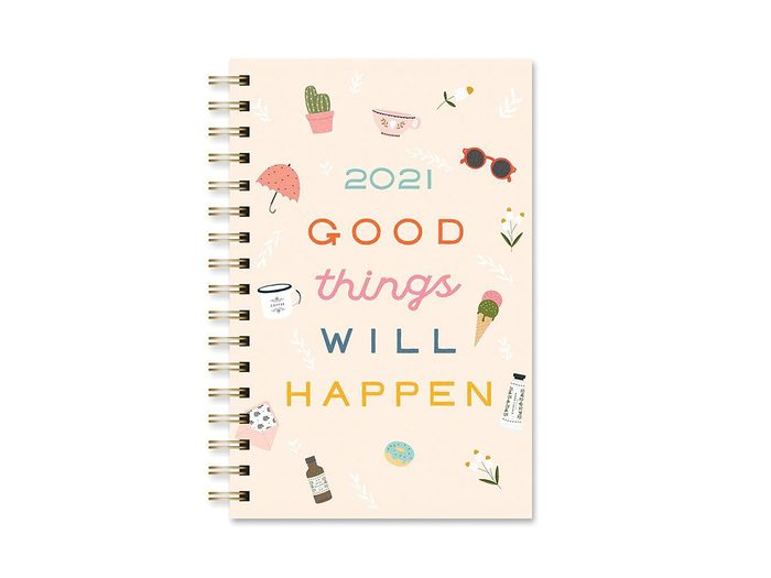 I Heart Scout planner | wellness gifts | best health gift guide