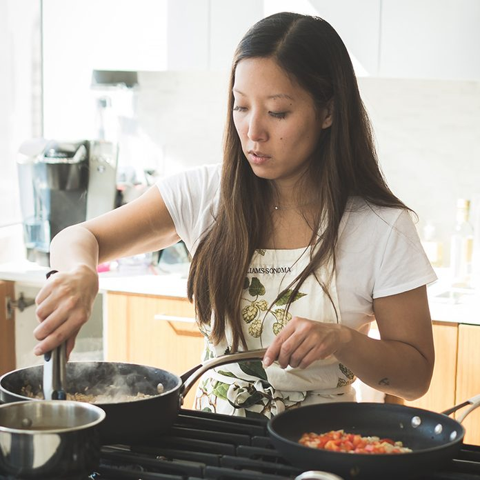 The Korean Vegan